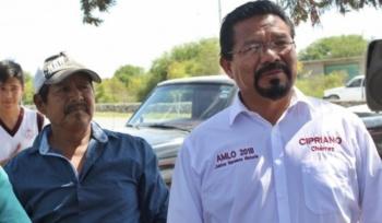 Cipriano Charrez se quedó sin fuero; enfrentará juicio