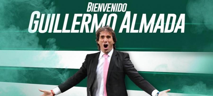 Santos anuncia a Guillermo Almada como nuevo DT