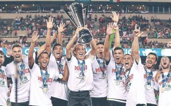 Definen rivales de México para Copa Oro 2019