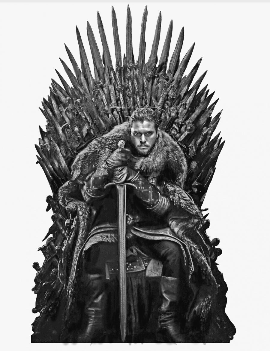GOT desata euforia por el trono