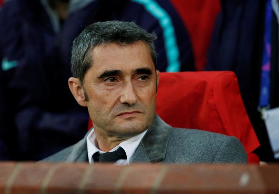 Valverde da descanso a Messi, pensando en el Manchester United