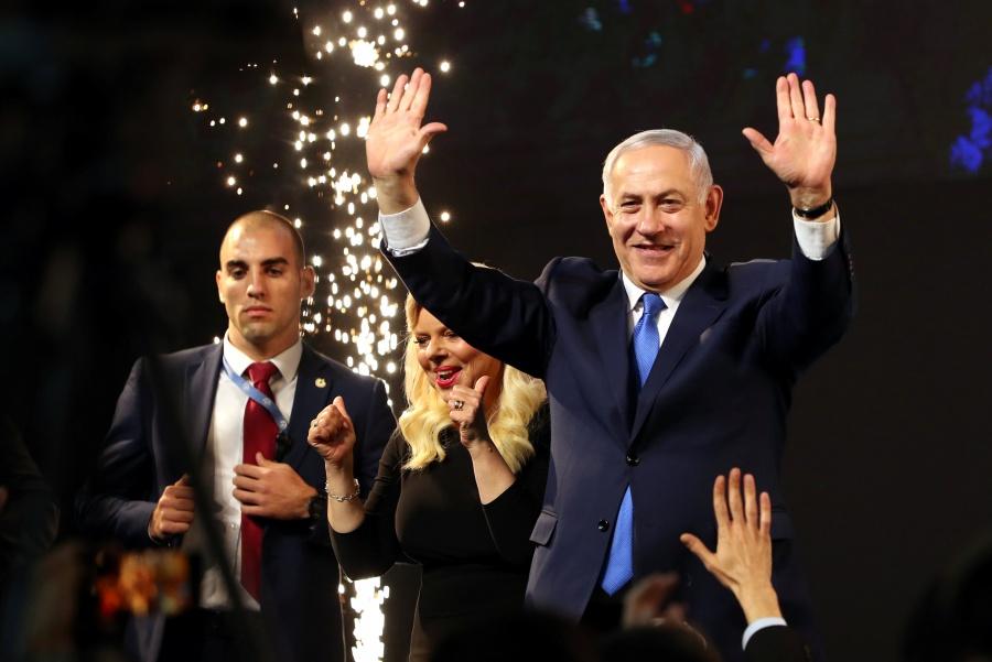 Confirman triunfo de Netanyahu en elecciones de Israel