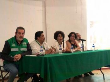 Tlalpan promueve la protección de áreas naturales por incendios