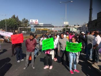 Manifestantes de circuito interior, denuncian abuso sexual en kínder de la GAM