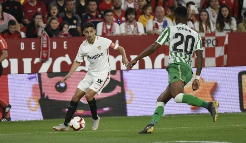 Sevilla no deja subir a Betis