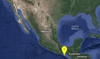 Sismos sacuden a Guerrero y Oaxaca