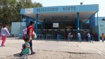 Inicia operativo de Semana Santa en reclusorios de CDMX