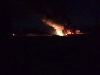 Fuerza Aérea de Israel ataca posiciones militares del Ejército sirio