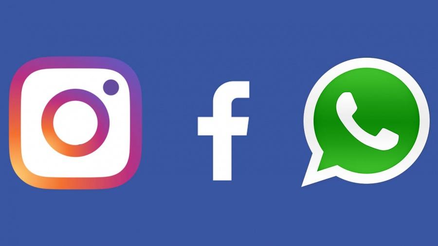 WhatsApp, Instagram y Facebook, empiezan a restablecerse tras caída