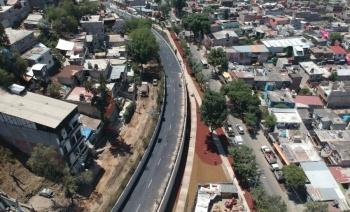 Es reabierta la carretera Xochimilco- Tulyehualco por el GobCDMX