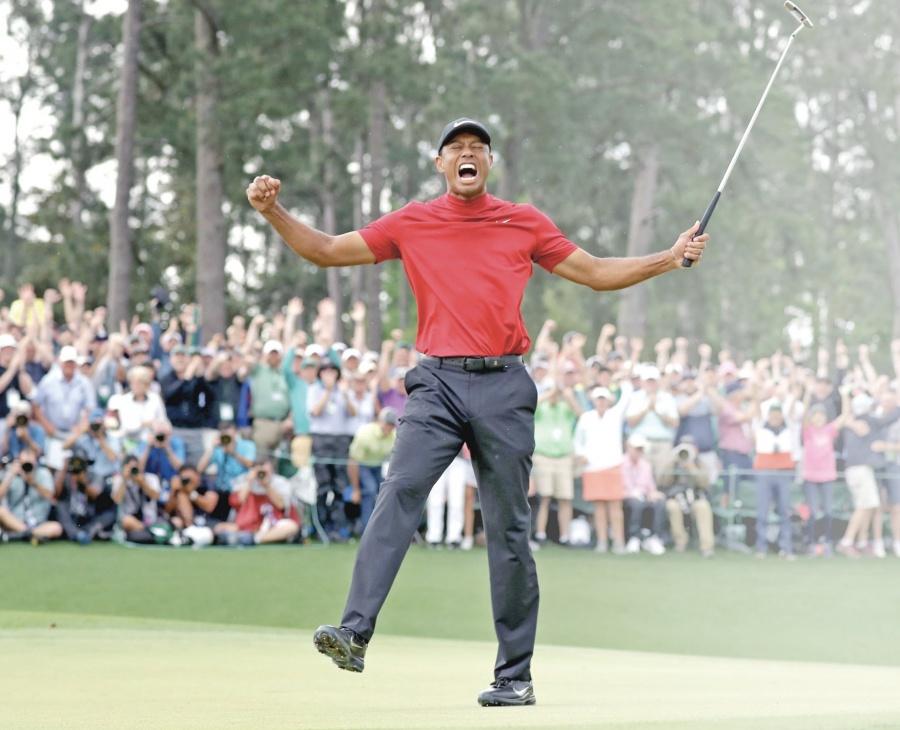 Tiger Woods acaba odisea de 11 años sin ganar título