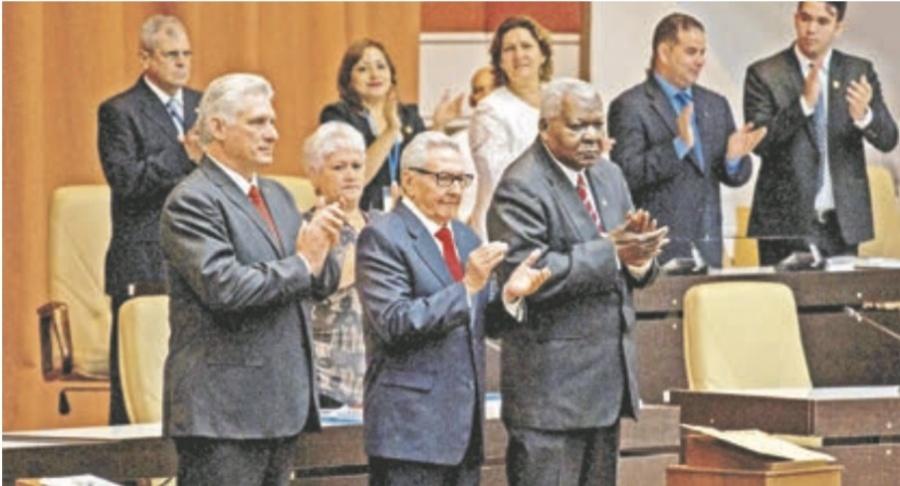 """""""Relaciones con EU, en su peor nivel"""": Díaz-Canel"""
