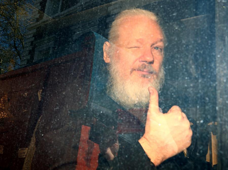 Gran Bretaña descarta enviar a Assange a países con pena de muerte