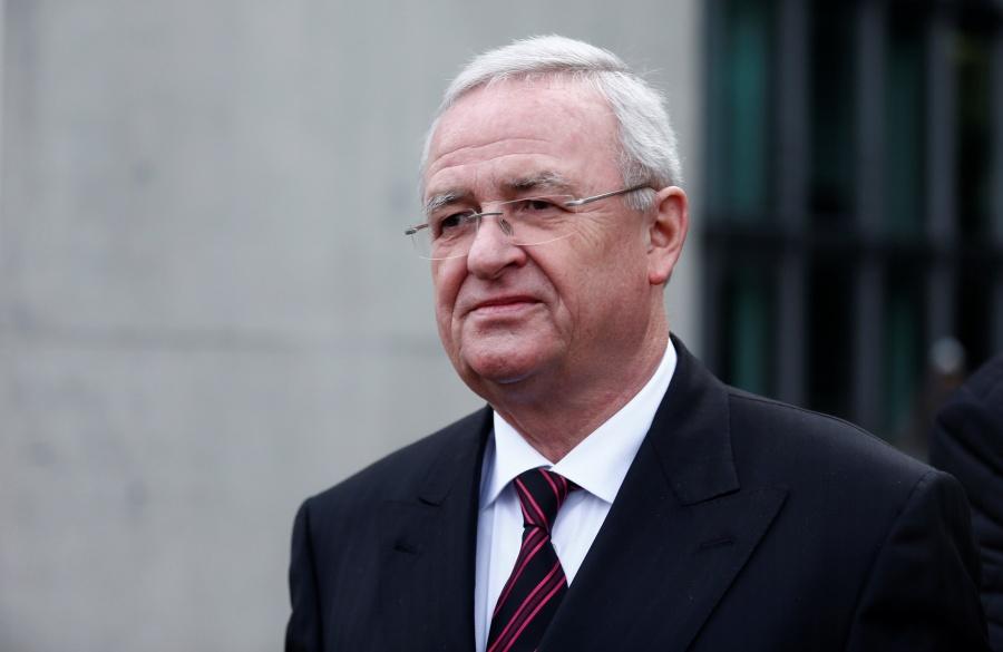 Winterkorn, expresidente de Volkswagen, imputado por estafa en Alemania