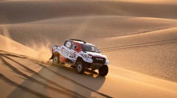 El Rally Dakar abandona Sudamérica y se muda a Arabia Saudita