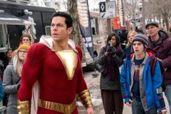 Shazam! arrasa por segunda semana en taquillas en Norteamérica