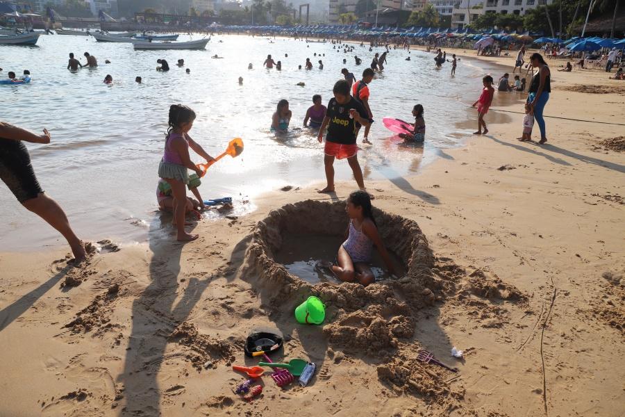 ¡Alerta!, conoce las playas más sucias del país