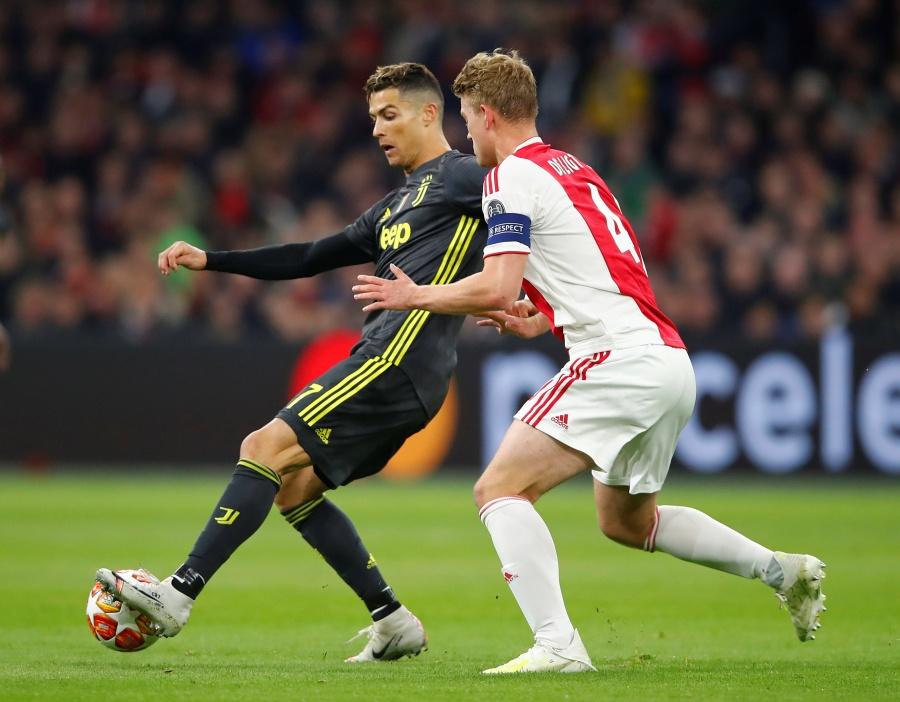Favorita, la Juve va por pase a 'semis' de la Champions League ante Ajax