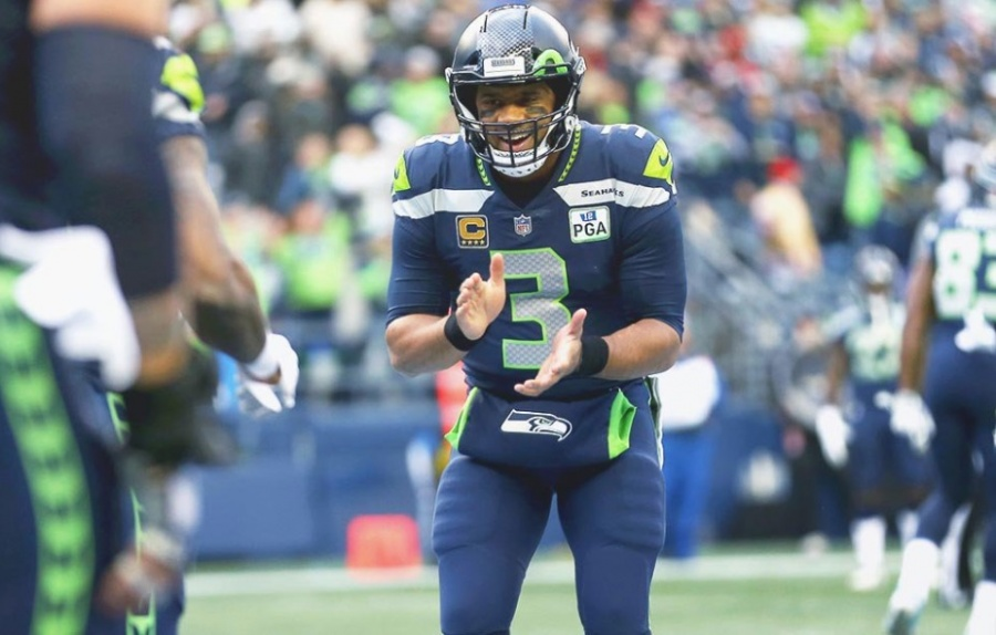 Contrato con Seahawks convertirá a Russell Wilson en el mejor pagado de la NFL