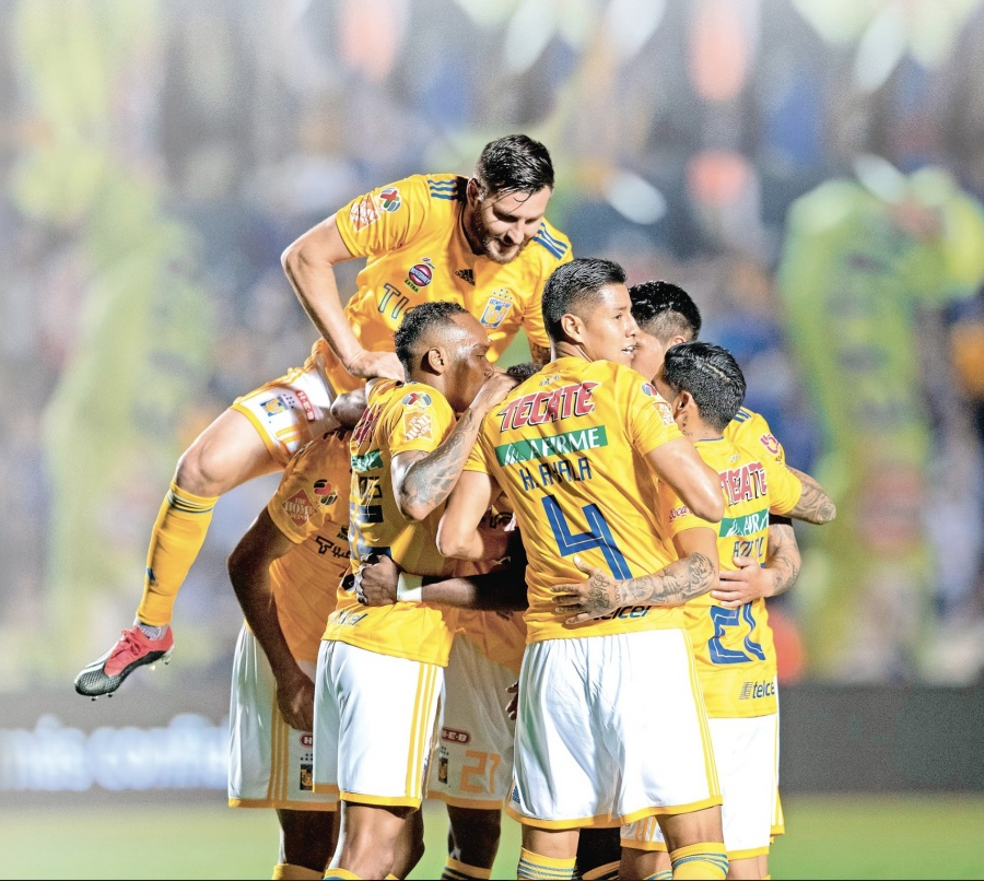 Tigres alcanza al Ame con 10 Liguillas consecutivas