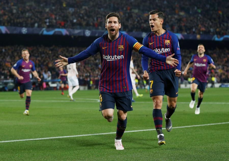 Messi se encarga del Manchester United y clasifica al Barcelona en la Champions