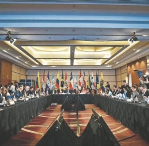 El Grupo De Lima exhorta a Naciones Unidas a frenar deterioro de la paz