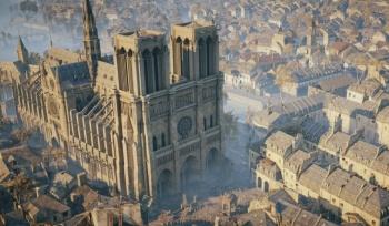 Revelan que Assassin's Creed ayudaría a reconstruir Notre Dame