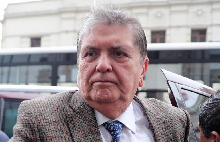 Expresidente peruano Alan García muere tras dispararse en la cabeza