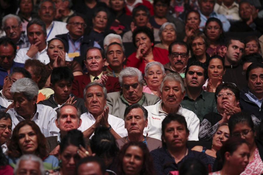Anuncian que pensiones a adultos mayores se están regularizando