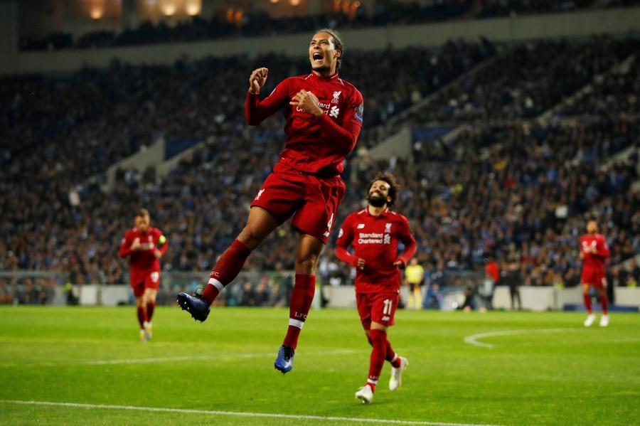 Liverpool golea y elimina al Porto de los mexicanos en la Champions