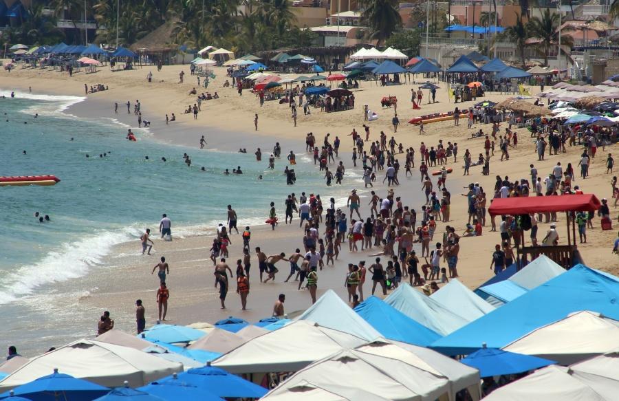 Reporta Acapulco 83% de ocupación hotelera