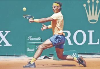 Rafa Nadal prepara su regreso en Montecarlo
