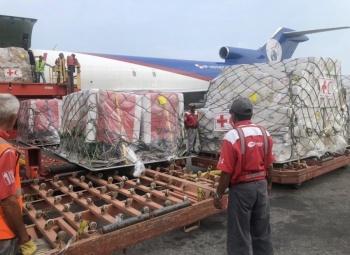 Entra ayuda humanitaria a Venezuela