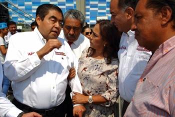 Barbosa propone separar Secretaría del Transporte y de la de Infraestructura