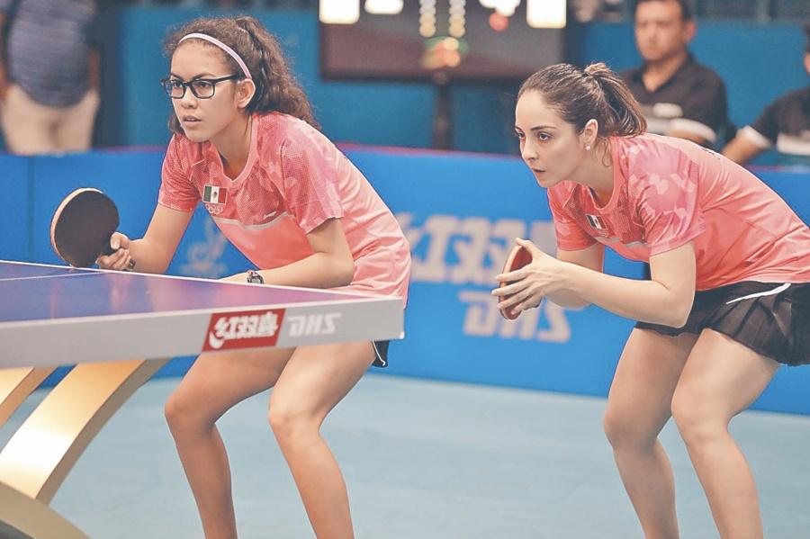 Asisten 7 tenimesistas al campeonato de Budapest