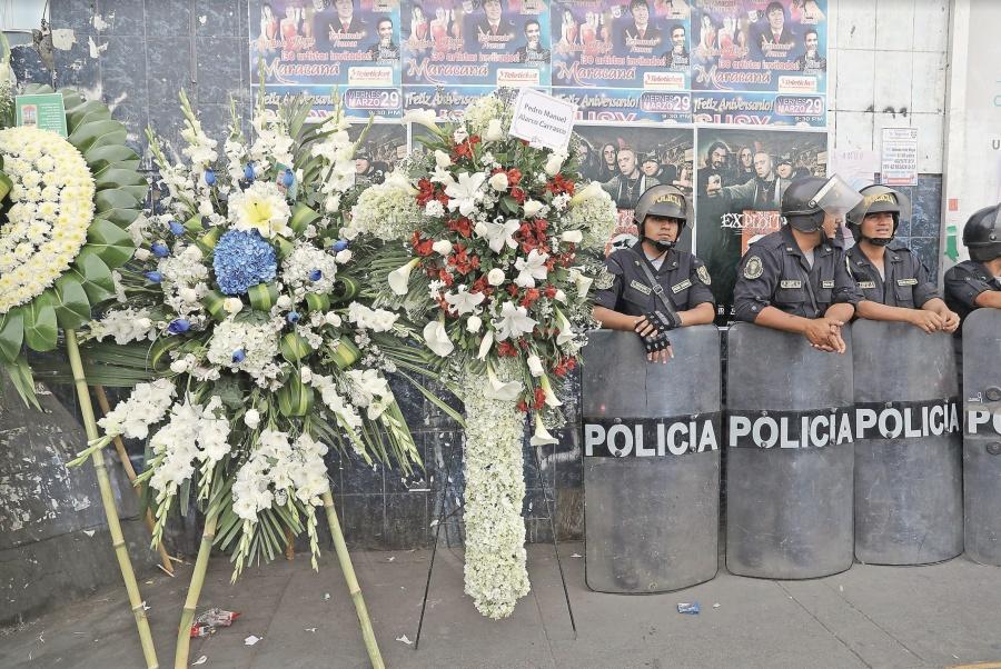 Se mata Alan García para evitar la cárcel