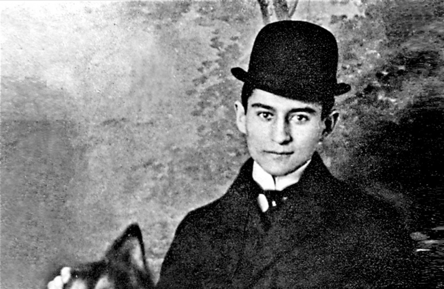 Buscan obras inéditas de Kafka