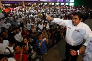 Barbosa plantea un gobierno austero y sin corrupción