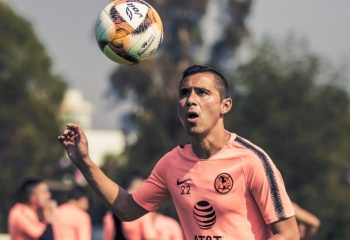 Paul Aguilar espera retirarse en América