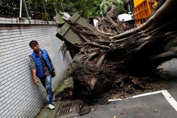 Sorprende temblor de 6.1 grados a Taiwán