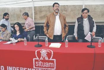 """""""No estamos en huelga por un capricho"""", asegura líder Situam"""
