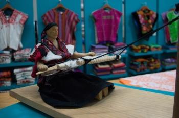 Impulsan la venta de artesanías mexicanas en el extranjeros