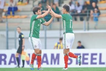Tri sub-22 conoce a sus rivales para Toulon
