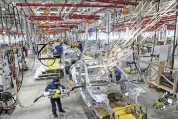 México ya es sexto en producción automotriz