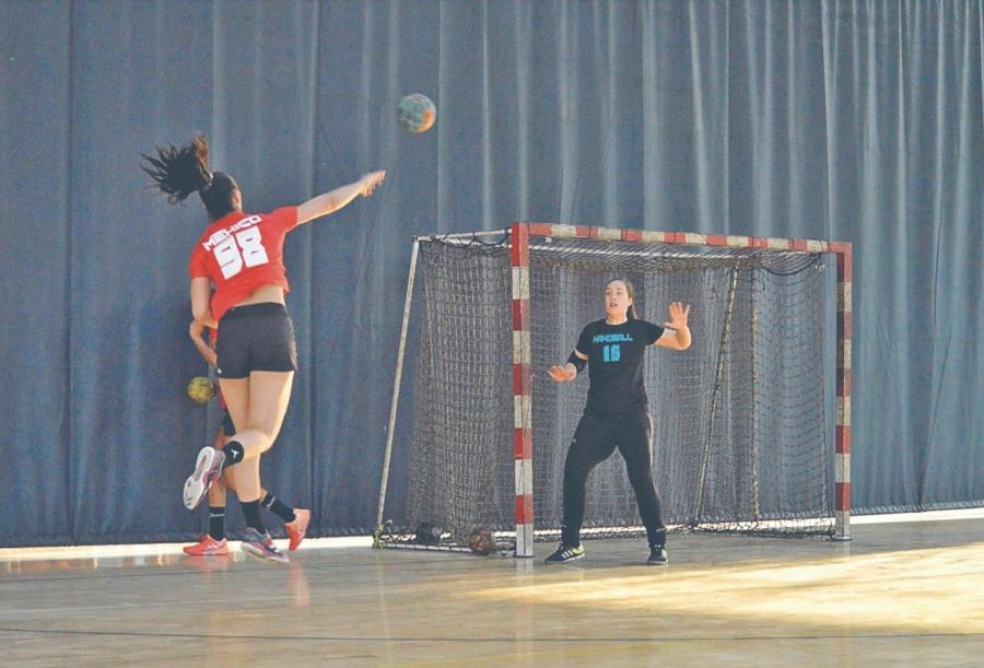 CNAR busca juveniles para equipo femenil de Handball
