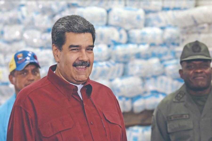 Maduro usa a Rusia para vender petróleo a terceros