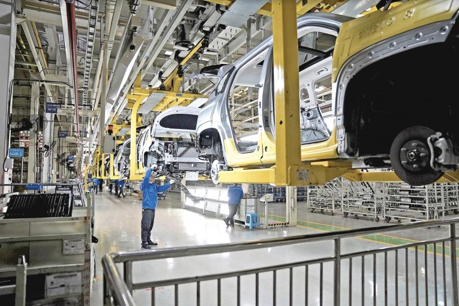 En EU, 16 de cada 100 autos son mexicanos