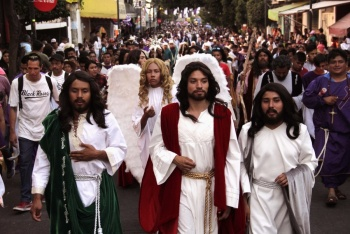 Descubre las diferentes manifestaciones de Viacrucis en México