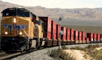 Lento crecimiento de la carga de trenes