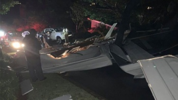 Mueren 13 personas tras colapsar una iglesia en Sudáfrica